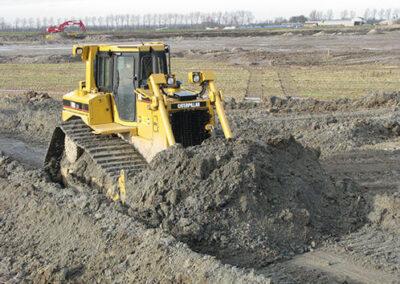 Bulldozer Cat D6R